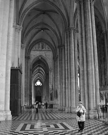 Amiens Cathedral, interior
