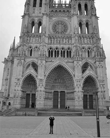 Amiens Cathedral, exterior