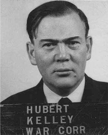 Hubert, WWII, War Correspondent